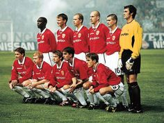 manchester united youth squad 1992