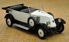 Renault KZ Torpedo 1926