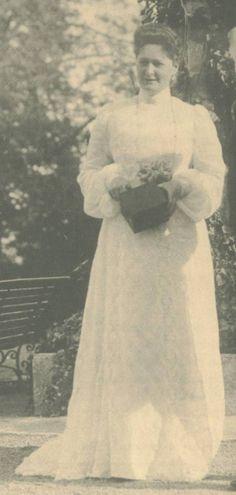 Empress Alexandra. Livadia, 1902.