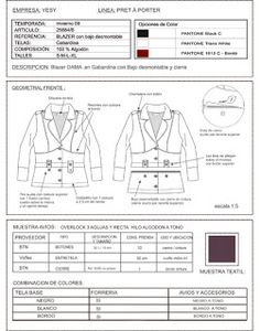 Geometrales planos y ficha técnica Fashion Design Template, Fashion Design Sketches, Pattern Fashion, Flat Drawings, Flat Sketches, Coin Couture, Tech Pack, Fashion Vocabulary, Fashion Forms