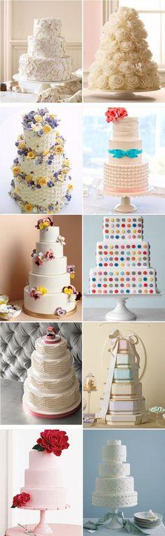 My Picks: Favorite Martha Stewart Wedding Cakes #Fave408156