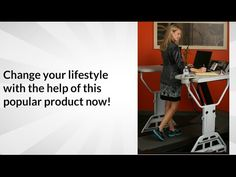 Best Treadmill Desk for Your Office - Walk at Work  #wellness #health