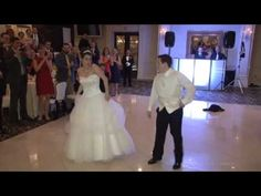 Greatest Wedding First Dance.  You'll love this!