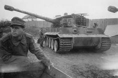 Tiger I N°5 s.Pz.Abt.502 | by Panzertruppen