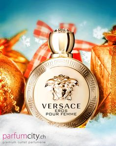 Versace Eros Pour Femme Eine raffinierte und unwiderstehliche Komposition mit einem Touch von Luxus.
