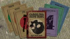Carolina Death Crawl - Sphärenmeisters Spiele