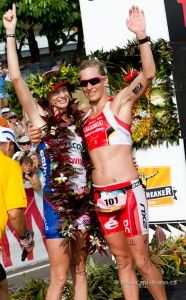 2012 #Ironman #Hawaii results-Leanda Cave and Caroline Steffen.