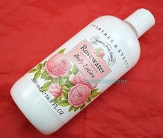 CRABTREE & EVELYN ROSEWATER BODY LOTION 16.9 OZ