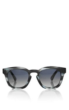 Classic D-Frame Acetate Sunglasses by Cutler and Gross Now Available on Moda Operandi