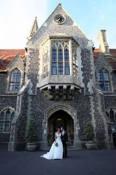 Sussex exchange wedding