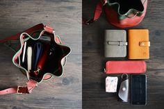 Image Of Custom Handmade Genuine Leather Messenger Shoulder Bag Crossbody D038 Mens Travel