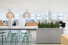 NZO and ZuivelNL offices by Fokkema & Partners, The Hague – The Netherlands » Retail Design Blog
