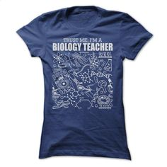 TRUST ME I AM A BIOLOGY TEACHER GREAT TSHIRTS T Shirts, Hoodies, Sweatshirts - #under #girls hoodies. PURCHASE NOW => https://www.sunfrog.com/Geek-Tech/TRUST-ME-I-AM-A-BIOLOGY-TEACHER-GREAT-TSHIRTS-Ladies.html?60505