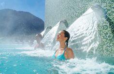 Thermal baths in Charmey