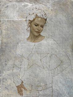 Jonathan Yeo   Nicole Kidman