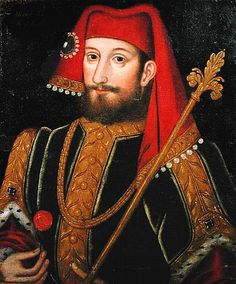 Henry IV, first of the Lancastrian kings; born April 4,1366 at Bolingbroke Castle, Lincolnshire, to John of Gaunt (son of Edward III) and Blanche of Lancaster; ascended to the throne in September 1399, succeeded by his son Henry V