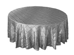 Silver pintuck table cloth for gift table and manzanita advice tree table
