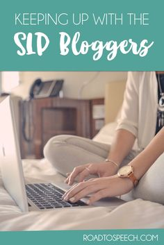 Looking for a way to keep up with your favorite SLP blogs for free and FUN professional development? Look no further! Read all about this FREE tool.
