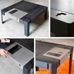 Things That Look Like Other Things: Creative Coffee Table by Neulant van Exel