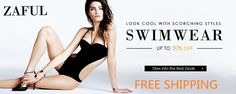 50% OFF + Free Shipping for Sexy Swimwear