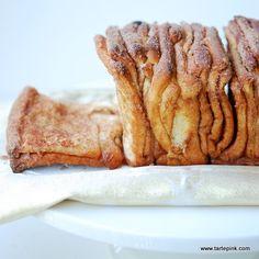 Tarçınlı Şekerli Ekmek | Tarte Pink