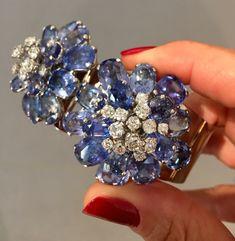 Bracelets – Page 6 – Modern Jewelry Sapphire Bracelet, Diamond Bangle, Gemstone Bracelets, Diamond Jewelry, Bangle Bracelets, Gemstone Jewelry, Bangles, Modern Jewelry, Fine Jewelry