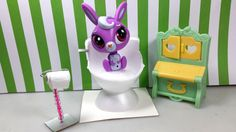 Easy DIY Custom LPS Doll Accessories: How to Make a Tiny Toilet Paper Ho...
