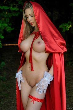 Confirm. agree Sexy nude little red riding hood
