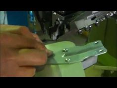 Fan blade riveting machine  Auto feed Dual head