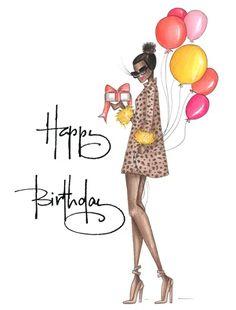 Happy Birthday Black, Happy Birthday Wallpaper, Happy Birthday Vintage, Happy Birthday Girls, Happy Belated Birthday, Happy Birthday Beautiful Girl, Happy Birthday Greetings Friends, Happy Birthday Wishes Images, Birthday Wishes For Friend