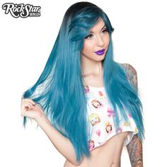 Bella Dark Root™ Collection - Turquoise