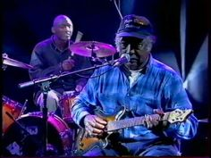 "Quintessential Mississippi Bluesman RL Burnside "" Rollin' and Tumblin' """