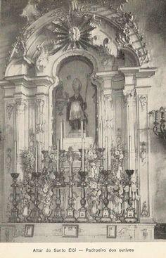 """antiguinho.blogspot.com858 × 1337Pesquisa por imagem ... hoje, passados sessent'anos a igreja e """"o tudo de dentro"""" ainda estariam assim...Tudo tão bem cuidado. Limpo.Arrumado. A Igreja de Santa Luzia. Anos 50."""