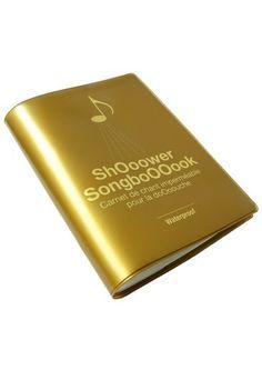 Carnet de chansons : Le carnet de chansons imperméable Fleux
