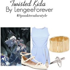 """Twisted Kida"" by niley12345 on Polyvore"
