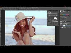 Creative Photoshop Effect: Lomo - YouTube