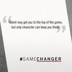 #GameChanger Week 4