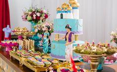 Festa infantil com tema 'Alladin' no 'Fazendo a Festa' - Fazendo a Festa - Programas - GNT