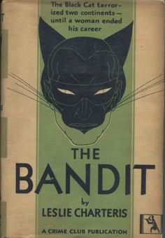 """""""The Bandit"""", featuring a cool cat cover."""