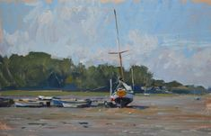 pin mill boat, Marc Dalessio