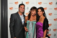 At the Glide Gala Event