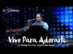 Vivo Para Adorarte ( To Worship You I Live ) - PEDRO GÓMEZ - YouTube