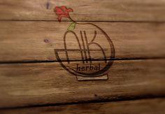 AIK herbal Logo Design