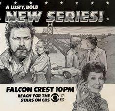 FALCON CREST  1981-1990   CBS