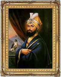 Guru Gobind Singh Ji- Tenth Guru of Sikh Religion, sacrificed father, mother, sons and his own life to protect Sikhs from forced conversion to Islam, Completed the Granth bestowing upon it title of everlasting Guru. PLACE  DOB:	Patna Sahib (Bihar), Dec. 22, 1666,PARANTS'S NAME:	Guru Teg Bahadur Ji, Mata Gujri Ji, GURSHIP YEARS:		33 Years CONTEMPORARY EMPEROR:	Aurangzeb  Bahadur Shah (Moghal Emperor), DEATH PLACE  YEAR/AGE:	Nander (Maharastra) / Oct., 07, 1708/42Years.