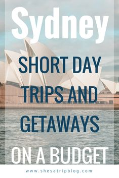 Looking to take a day trip from Sydney? These short trips from Sydney will show you the best of what Australia has to offer, on a budget! A great one of many things to do in Sydney.