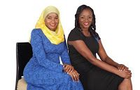 See what Citizen TVs LULU HASSAN and KANZE DENA did for Gor Mahia