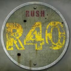 RUSH R40, just saw them in SLC. Best concert EVER!!!