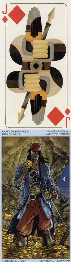 Page of Pentacles: desire and enthusiasm tapered off (reverse). Brut Tarot Tarot deck and Pirate Tarot deck: tarot waite, tarot mucha and free lotus tarot reading 2016. The best tarot meanings and predictions.