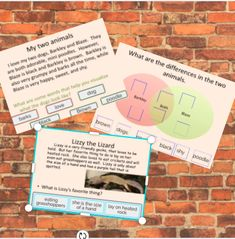 Improve comprehension skills with this fun and engaging activity. This is self-checking and great for in class or distance learning!
